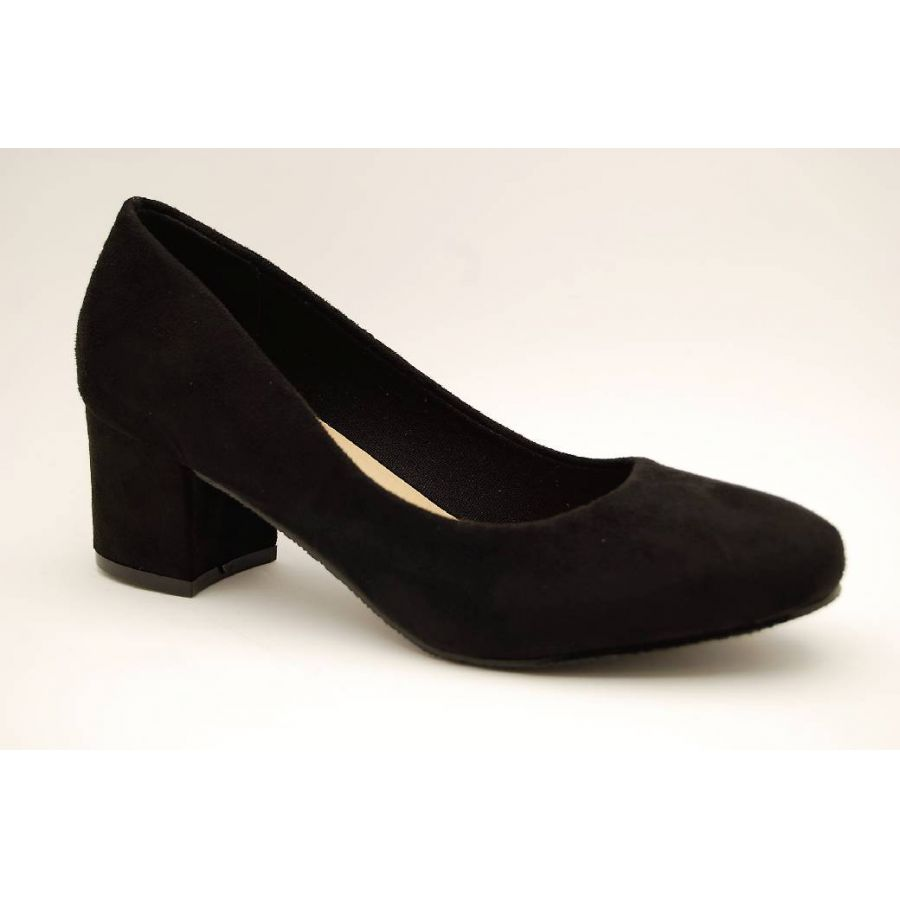 DUFFY svart pumps