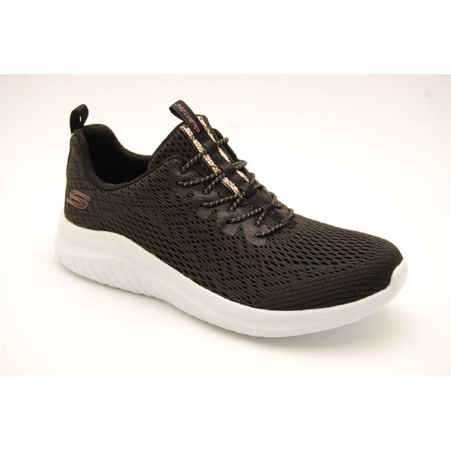 SKECHERS svart W ULTRA FLEX
