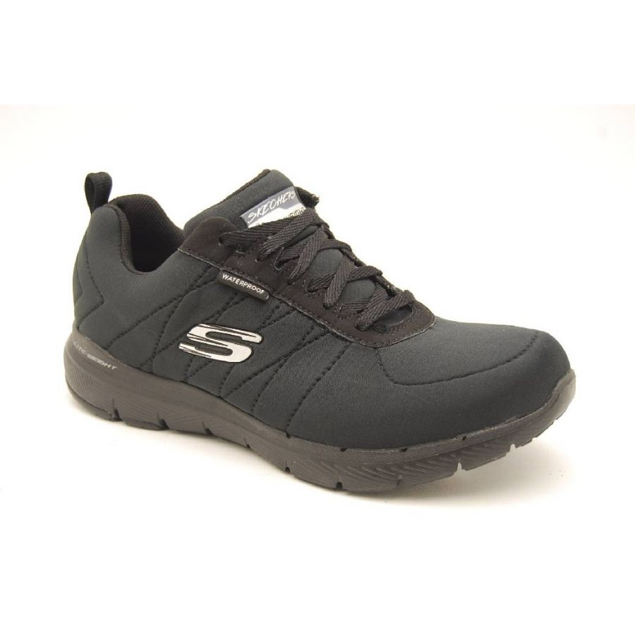 SKECHERS svart FLEX APPEAL 3,0