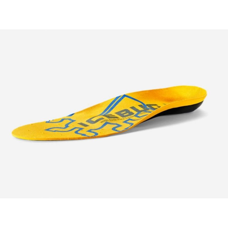 ICEBUG gul insoles SLIM MEDIUM