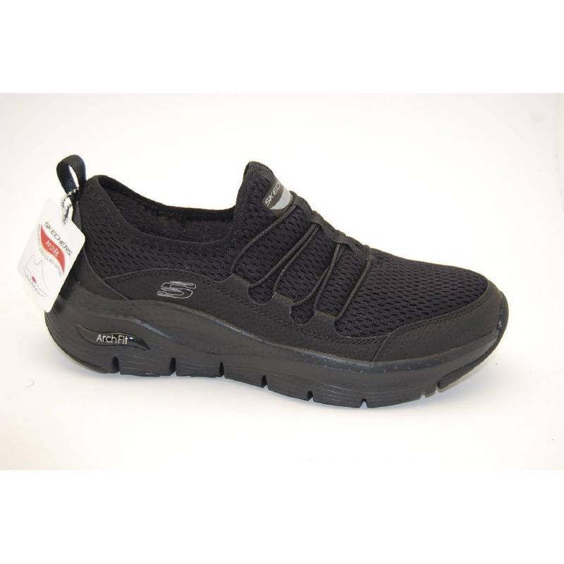 SKECHERS svart ARCH FIT